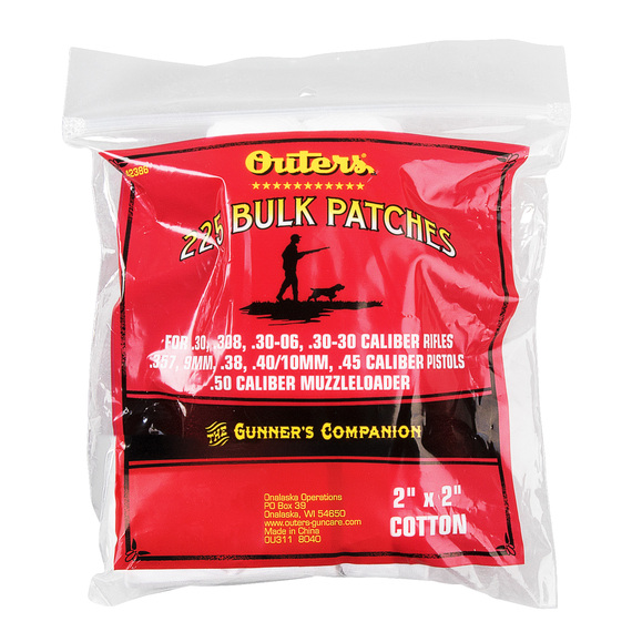.30-.50 Bulk Patches - 225 Count