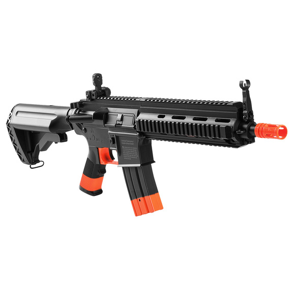 HK416 Airsoft Rifle with Mk23 Airsoft Pistol Combat Kit