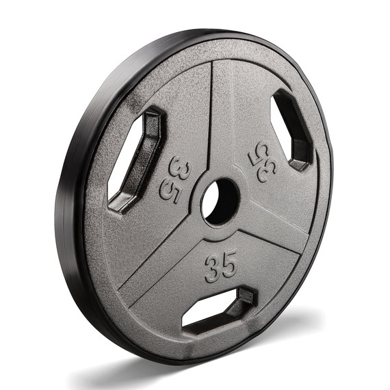 35 lb. Eco Olympic Weight Plate
