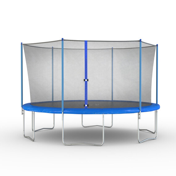 14' Trampoline with Safety Enclosure