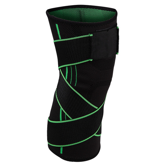 Compression Knee Sleeve with Adjustable Straps
