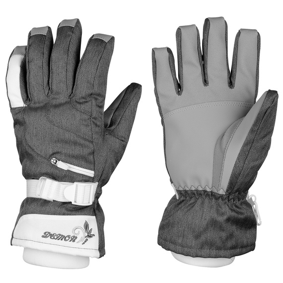 Women's Latitude Touch Screen Compatible Snow Gloves