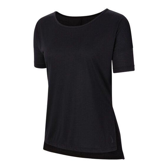 Women's Short-Sleeve Yoga Training Top  - view 1