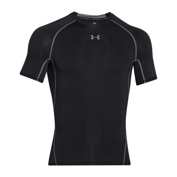 Men's HeatGear Armour Short-Sleeve Compression Tee  - view 1