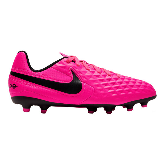 Jr Legend Tiempo 8 Club FG MG Girls' Soccer Cleats  - view 1