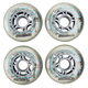 Recreational In-line Skate Wheels 8-Pack with ABEC 7 Bearings thumbnail 0