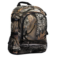 World Famous Sports Deluxe Camo Hunting Backpack