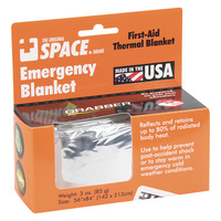 Grabber Emergency Space Blanket