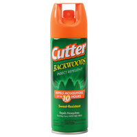 Cutter Backwoods Mosquito Repellent - 6 oz