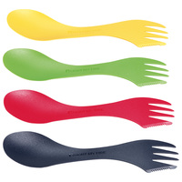 Light My Fire Multi-Color Spork - 4-Pack