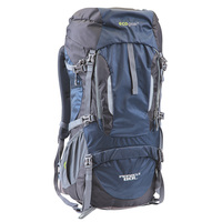 Ecogear Pinnacle 80L Internal Frame Backpack