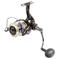 Roddy 2-Speed Saltwater Spin Reel