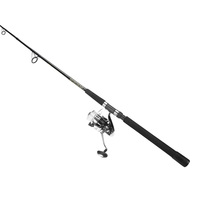 Master 2-Piece Saltwater Spinning Combo