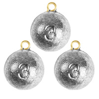 Bullet Weights Cannon Ball Sinkers - 3 oz