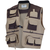 Podium Coral Bay Mesh Shoulders Fishing Vest