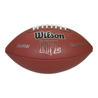 Wilson MVP Junior Size Football with Pump & Tee