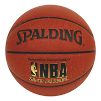 Spalding NBA Zi/O Excel Official Size Basketball