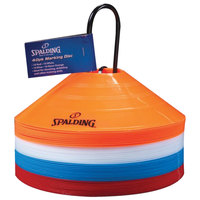 Spalding Training Cones - 40 Pack