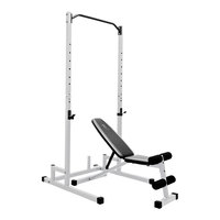 Marcy Pro Strength Cage and Bench
