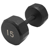 Marcy 15 lb. ECO Hex Dumbbell