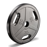 Marcy 35 lb. Eco Olympic Weight Plate