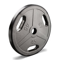 Marcy 45 lb. Eco Olympic Weight Plate