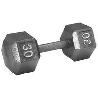 WEIDER 30-lb. Hex Dumbbell