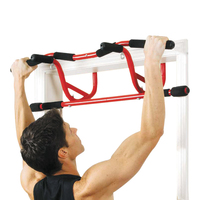 GoFit Elevated Chin-Up Station