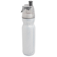 O2-Cool 18 oz. Arctic Squeeze Insulated Bottle with Sport Lid