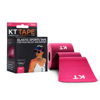 KT Tape Pre-Cut Elastic Kinesiology Therapeutic Tape