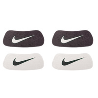 Nike Swoosh Home and Away Eye Black Stickers - 12-Pack