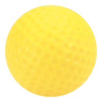 JEF World of Golf Foam Practice Balls in Mesh Bag - 18-Pack