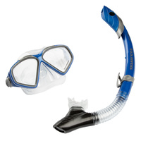 U.S. Divers Cozumel Adult Snorkel Set