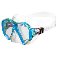 Maui & Sons Island Oasis Mask and Snorkel Combo