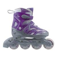 CHICAGO Girls' Adjustable Inline Skates