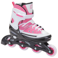 harsh Youth's Canvas Adjustable Inline Skates