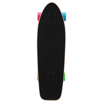 Punked Mini Cruiser Skateboard