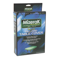 Mizerak Deluxe Billiard Table Cover