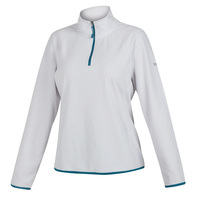 Pacific Trail Women's 1/4-Zip Grid Fleece