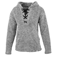 LIV Women's Wasatch Heathered Fleece Pullover