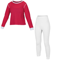 Indera Mills Girls' 2-Piece Baselayer Set