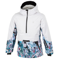 Liquid Girls' Lone Technical Popover Snowsport Jacket