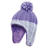 Heat Holders Girls' Cozy Ears Beanie