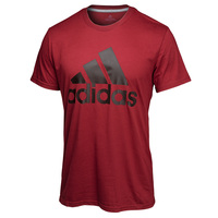 adidas Men's Badge of Sport Tee