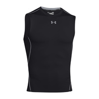 Under Armour Men's HeatGear Armour Compression Sleeveless Tee