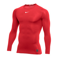 Nike Men's Pro Compression Dri-FIT Long-Sleeve Top