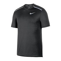 Nike Men's Dri-FIT Miler Short-Sleeve Running Top