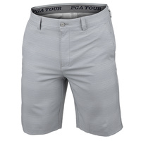 PGA TOUR Men's Fine Line Printed Golf Shorts