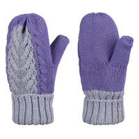 Heat Holders Girls' Thermal Mittens