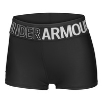Under Armour Girls' HeatGear® Armour Shorty Shorts
